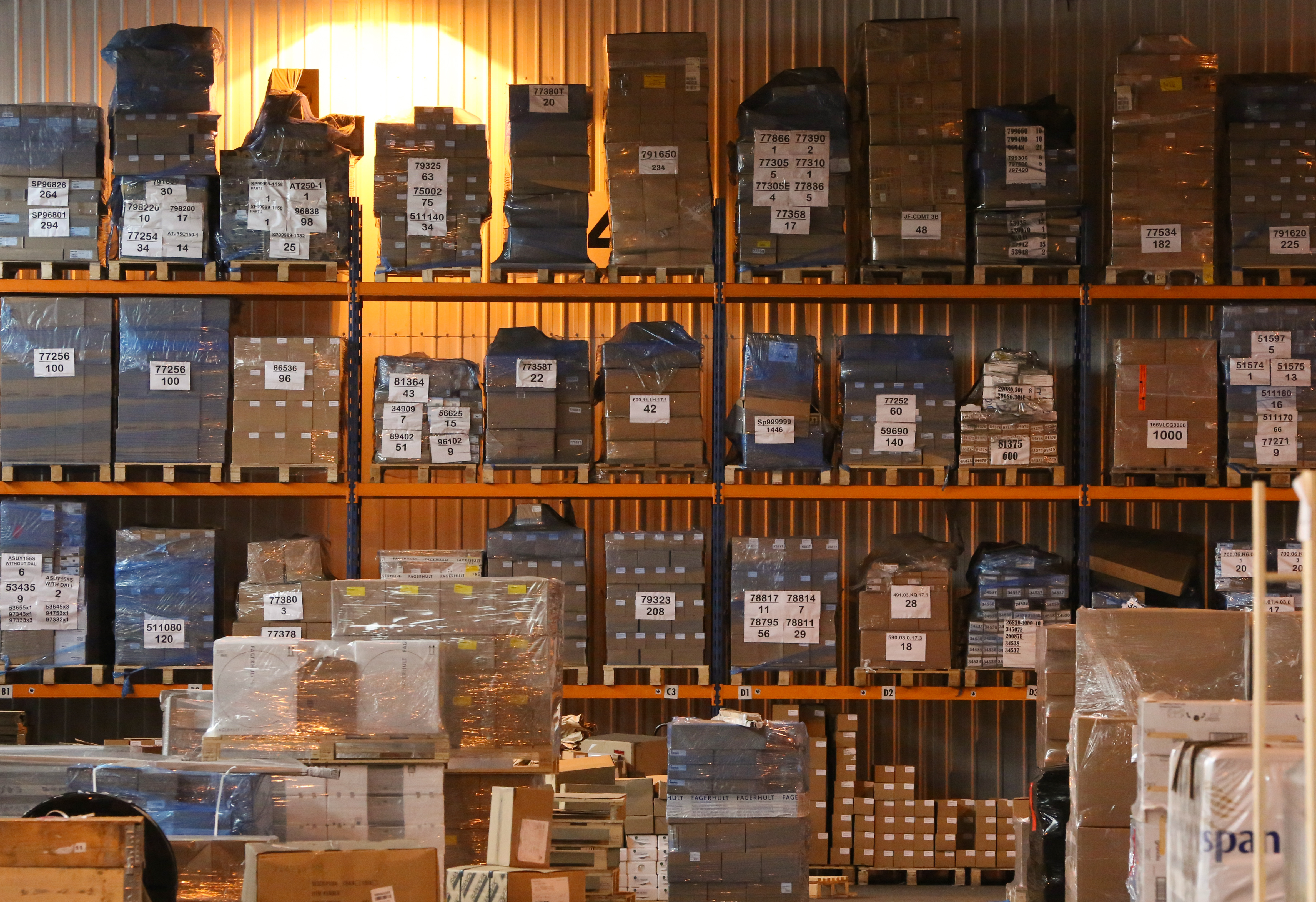 Announcing Our New Distribution & Warehousing Service
