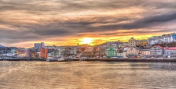 The UK-Scandinavia Sea Freight Shipping Process